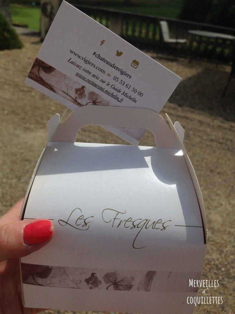 Chateau des Vigiers - Merveilles et coquillettes 8