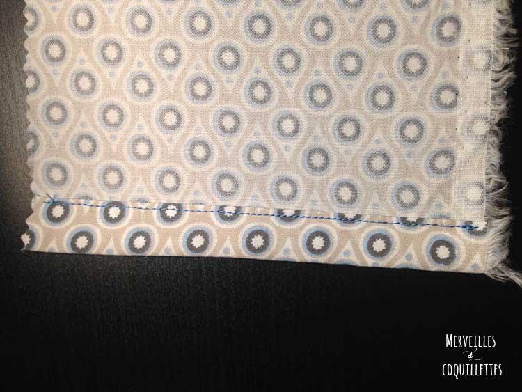 Etape 10 - Tuto bouillotte seche - Merveilles et coquillettes