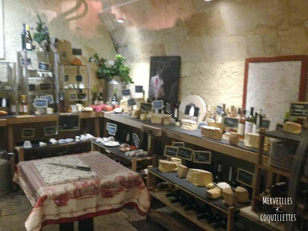 Caverne de Chez Baud et Millet - Merveilles et coquillettes