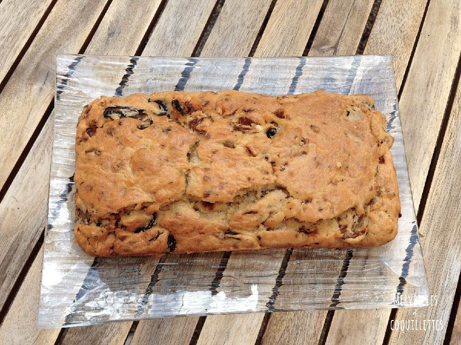 Cake Lardon Sans Levure Et Beurre