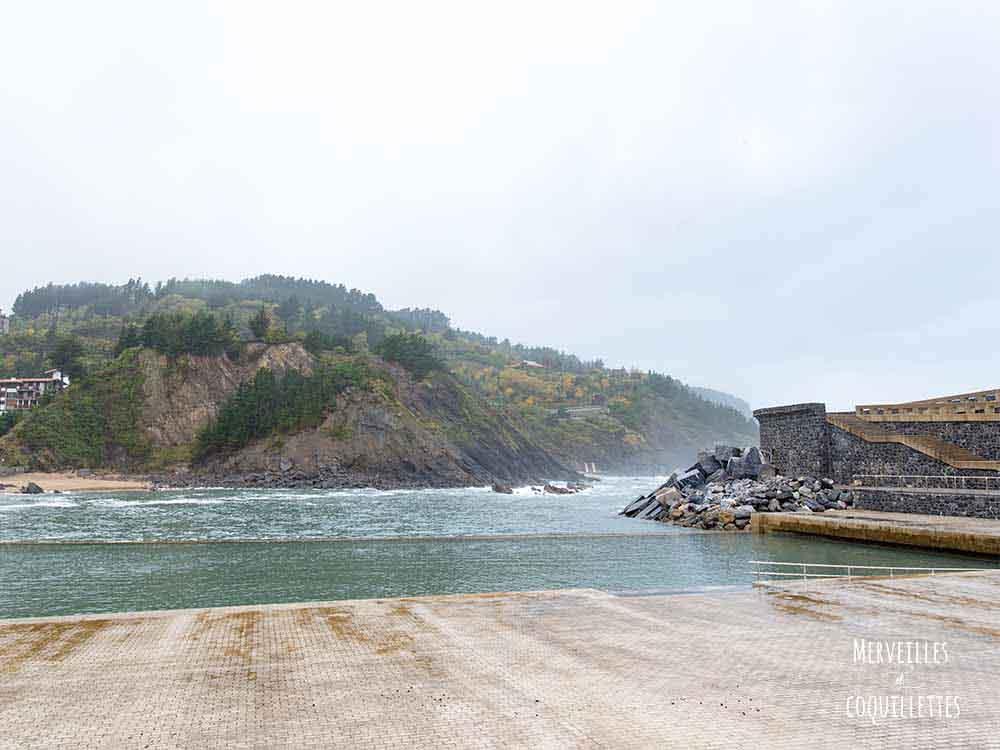 Mutriku - ville étape dans la visite de Bilbao et la côte atlantique - Merveilles et coquillettes