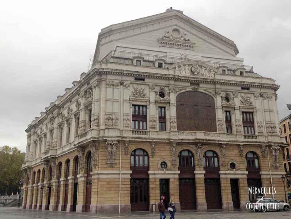 Theatre arriage à bilbao - City guide de merveilles et coquillettes