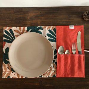 Set de table nomade